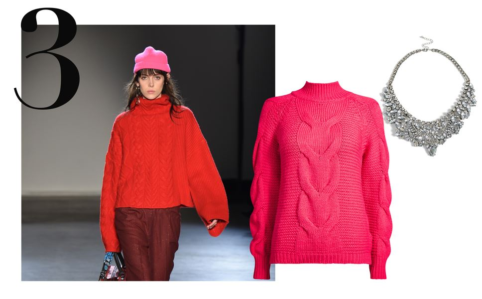 Editorial: 7 knit sweaters for fall