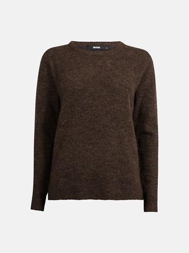 Brun - Alicia sweater