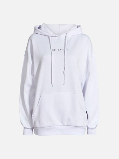 Saint sweat hood