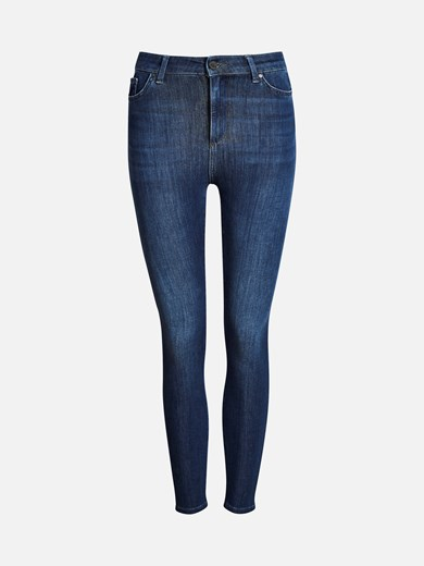 Jet Nightfall Ankle jeans