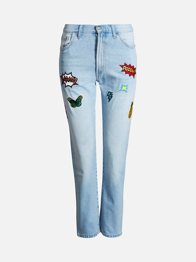 Lucy Patch jeans