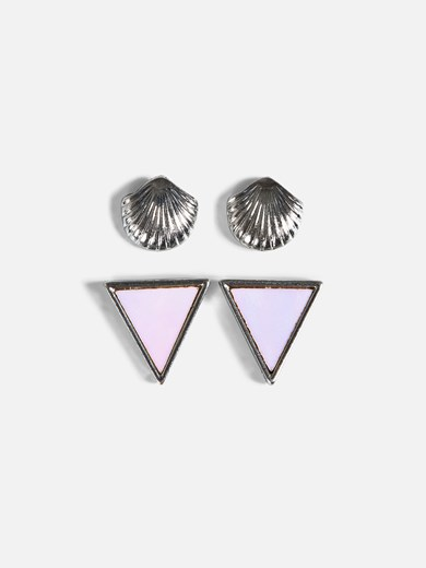 Mermy earrings