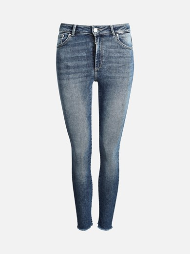 Higher Jerry ankle jeans