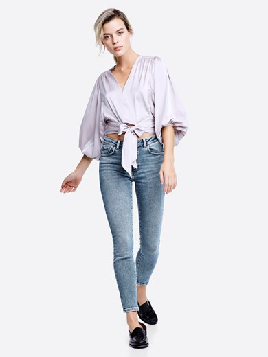 Higher Malibu ankle jeans