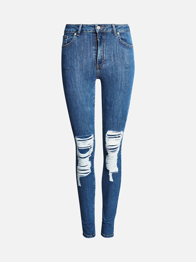 Higher F Step jeans