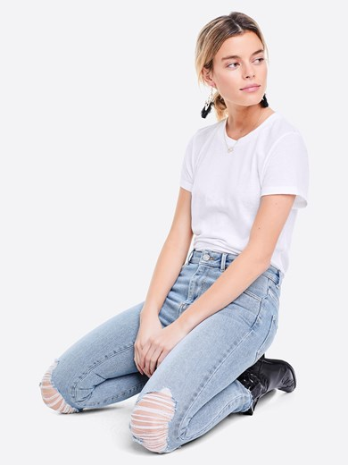 Higher F Vacay jeans