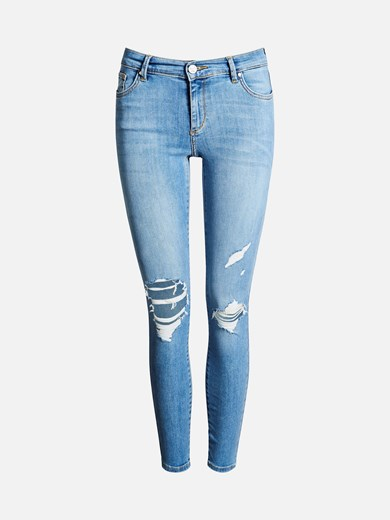 Icon SF QT Ankle jeans