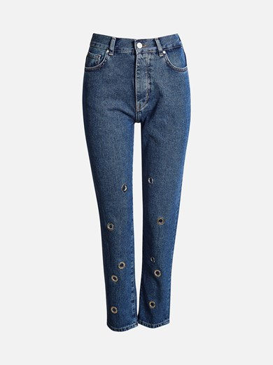 Mom Circle jeans