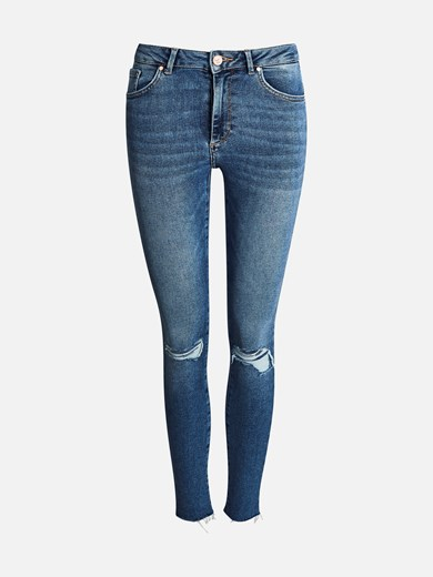Higher Jerry Cut Ankle jeans