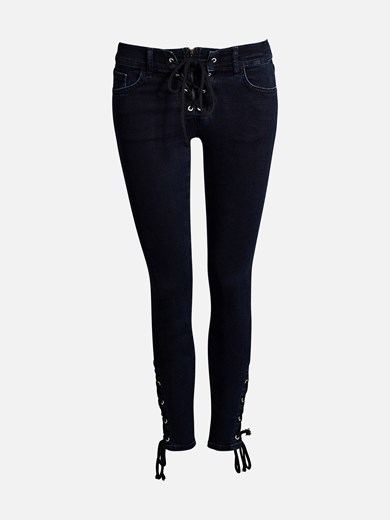 Icon Lace Up A jeans